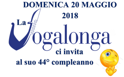 Vogalonga 2018: informazioni e briefing